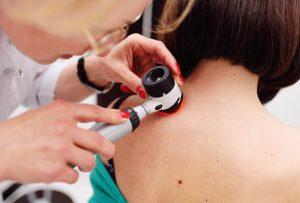 usługi dermatologia